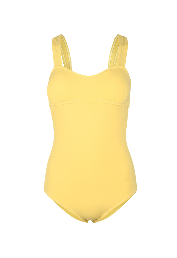 19 Marion One Piece - Dusty Yellow